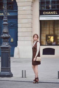 paris fashion blogger street style | Queen of Jet Lags