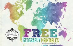 Happy Freebie Friday! This week we are sharing freebies related to geography! If you don't need geography freebies right now, click here to find freebies related to other topics! We may also have some non-theme-related freebies at the bottom of each week's Freebie Friday post, so be sure to scroll all the way down to …