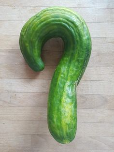 #This question mark cucumber Repin and follow!
