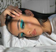 Makeup Eye Looks, Creative Makeup Looks, Eye Makeup Art, Cute Makeup, Glam Makeup, Gorgeous Makeup, Pretty Makeup, Skin Makeup, Makeup Trends