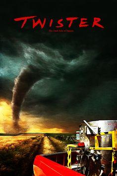 Twister - Fan Poster - By Bernardo Gomes