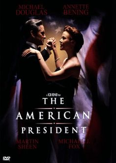 "Directed by Rob Reiner.  With Michael Douglas, Annette Bening, Martin Sheen, Michael J. Fox. Comedy-drama about a widowed U.S. president and a lobbyist who fall in love. It's all above-board, but ""politics is perception"" and sparks fly anyway."
