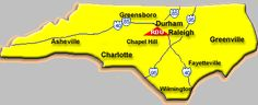 We service RDU airport, and all local North Carolina private airports.