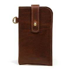 J.W. Hulme's iPhone 5 case, which is among a variety of premium-leather cases, wallets and sleeves for Apple devices.