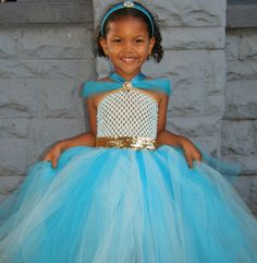 Hey, I found this really awesome Etsy listing at https://www.etsy.com/listing/129520865/princess-jasmine-inspired-tutu-dress