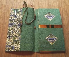 Chinese Thread Book - via Marches Art Group