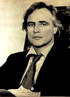 Only Marlon Brando : Photo #Brando Last Tango in Paris