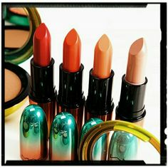 Mac wash and dry collection 4 lipstick nwb MAC Cosmetics Other