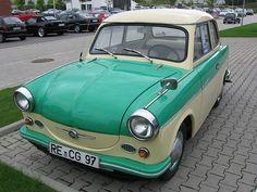 trabant-I want one..