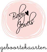 Geboortekaartjes van Babyjewels Geboortekaarten - hip & trendy