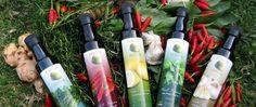 Infused Extra Virgin Olive Oils Voss Bottle, Water Bottle, Olive Oils, Regional, Pantry, Food, Pantry Room, Butler Pantry, Larder Storage