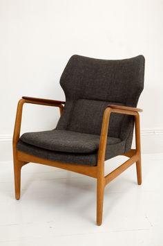 Bovenkamp 1950s vintage midcentury modern armchair