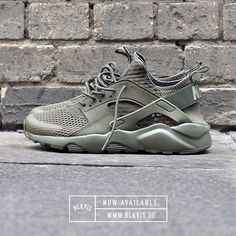 Shop Now 'Nike Air Huarache Ultra BR' at www.blkvis.de…