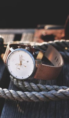 White Caramel Quality crafted watches at an affordable price.Quality crafted watches at an affordable price. Mvmt Watches, Timex Watches, Cool Watches, Wrist Watches, Trendy Watches, Popular Watches, Elegant Watches, Vintage Watches For Men, Luxury Watches For Men