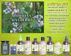 Holiday Bayberry (Compare To Yankee Candle®) Product Collection - Tradition says that lighting a bayberry candle on Christmas Eve (or New Year's Eve) brings good fortune to your home. This inspired blend of pine, fir, and laurel... softened with the clean scent of bayberry, frankincense, and myrrh. . . will certainly bring good fragrance to your home. And perhaps the start of your own new holiday tradition. #OverSoyed #HolidayBayberry #YankeeCandle #Candles #HomeFragrance #BathandBody…