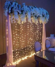 The wedding is the most romantic and warmest event. The wedding scene should also be decorated with beautiful decorations. Wedding decorations with flowers are the best choice for most brides and grooms. How to decorate Read more… Wedding Scene, Diy Wedding, Dream Wedding, Wedding Day, Garden Wedding, Wedding Venues, Trendy Wedding, Wedding Back Drop Ideas, Lace Wedding