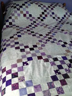 My wedding quilt April 2013 - ? (Not quite done yet)