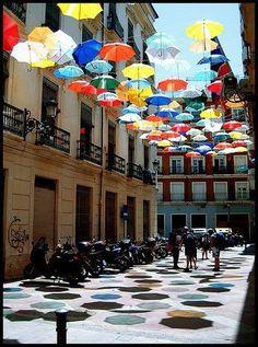 Umbrellas!