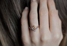 Would You Wear this Engagement Ring of the Day from MinimalVS?