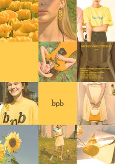 Colors Of BPB - #yellow