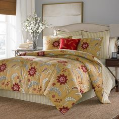 Stone Cottage Allegra Comforter & Duvet Set