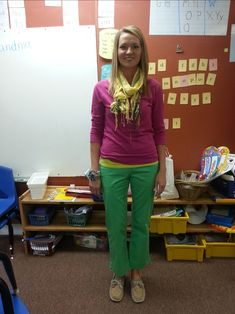Teacher Clothing Blog-Spring