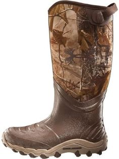 old boots are a little worn out...these are new and spose to be great...looks like a wet bow season up north...