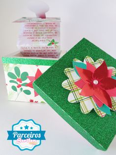 Free studio file for surprise christmas box