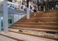 OMA Koolhaas PRADA New York Epicenter. USA 2001