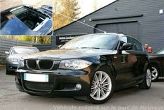 OCCASION BMW SERIE 1 (E81) 118D 143 SPORT DESIGN 3P