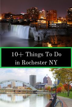 10+ Things to Do in Rochester NY - an underrated city in western New York! Read the full article at http://thegirlandglobe.com/things-to-do-rochester-ny/?utm_content=bufferd5287&utm_medium=social&utm_source=pinterest.com&utm_campaign=buffer   #travel #upstateNY #WNY #westernNY