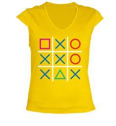G-Shirt 3 en raya.