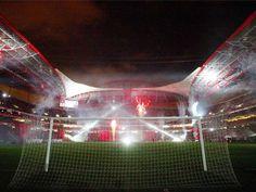Estádio da Luz, 13 anos...