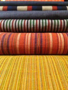 Japanese Aizu cotton fabric