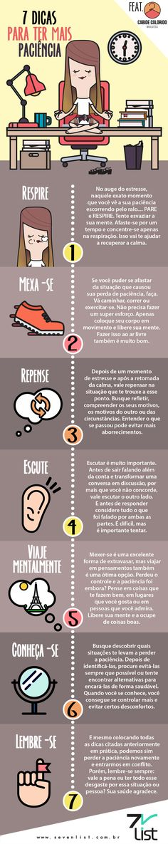 A forma como agimos e lidamos com as nossas emoções refletem muito na nossa saúde e claro no nosso comportamento. E para que você não se deixe influenciar de forma negativa perante qualquer descontrole emocional ... Brain Gym, Always Learning, Success, Study Tips, Good Vibes, Better Life, Life Goals, Self Improvement, Good To Know
