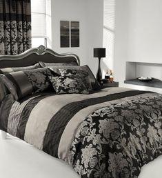 APACHI SUPER KING SIZE DUVET COVER BEDDING SET - BLACK/SILVER stylishbedrooms http://www.amazon.co.uk/dp/B00EUDYLP8/ref=cm_sw_r_pi_dp_KFAUub1MYPH36