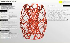 Cell Cycle is a webGL design app for creating 3d-printable cellular models.  You can shape, twist, and subdivide, transforming a simple mesh to a complex patterned structure. It's a playful, dynamic physible.  You can make jewelry, lamp shades, sculptures… whatever you want, entirely in the browser.