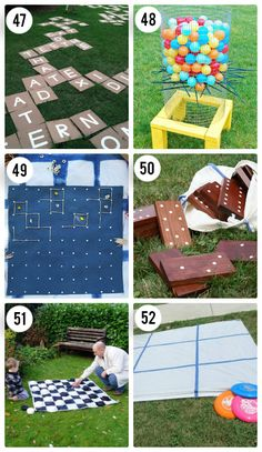 6 Board Games for Outdoors