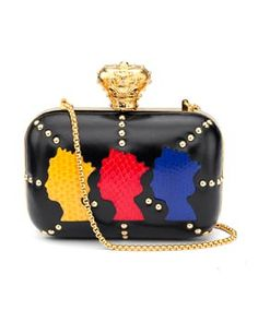There's only 50 available, well 48 now...    The Limited Edition Jubilee Clutch is £595, Available from Aspinal of London