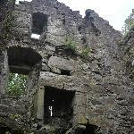 Interior of Finlarig Castle