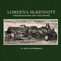 (yes, another from Amazon lol. I'll branch out of sources later.) Loreena McKennitt, beautiful singer, perfect for the softer scenes I'm writing.