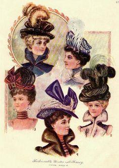 1900 winterhats