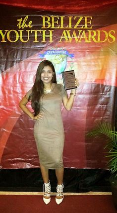 Exceptional Young Belizeans Receive Belize Youth Awards 2015