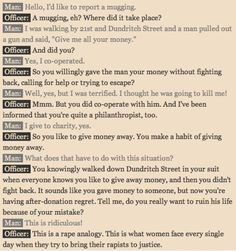 Rape Analogy