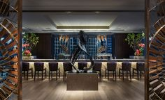 Hong Kong-based architect Andre Fu's latest project – an integrated social space and gastronomic gallery in Tokyo's Four Seasons Hotel – brings a welcome dose of the designer's trademark 'relaxed luxury' to the city's frenetic dining sc...