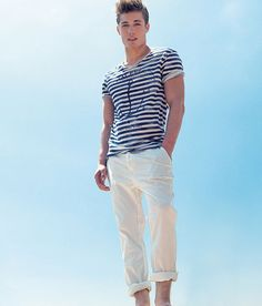 estilo marinero bershka #lookbook #bershka #him