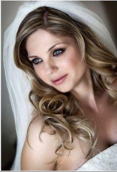 Καλλιόπη, bridal make up !