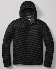 MicroTherm™ Down Hooded Jacket | First Ascent | Eddie Bauer | $179