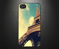 Your place to buy and sell all things handmade Iphone 5 6, Iphone Cases, 5c Case, Tower, Paris, Vintage, Etsy, Rook, Montmartre Paris