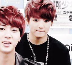 BTS | Jungkook & Jin